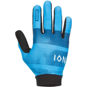 ION Scrub Gloves inside blue